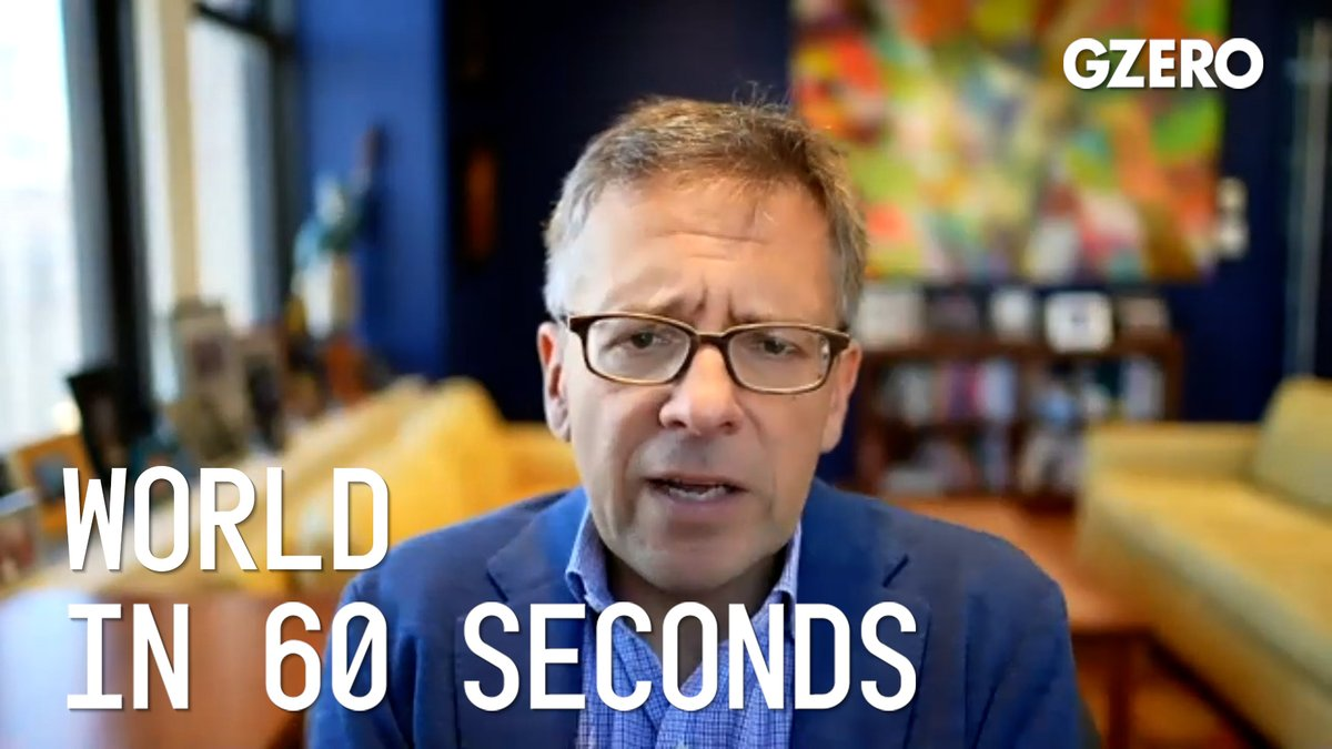 North Korea's food crisis looks to be its worst since the 1990s.  If the Biden administration wants it, there is more of an opening to reach out and start a framework for arms control negotiations.  A space worth watching.  @gzeromedia World #In60Seconds https://t.co/B4jX1M34ln https://t.co/zTwLx3MuP6