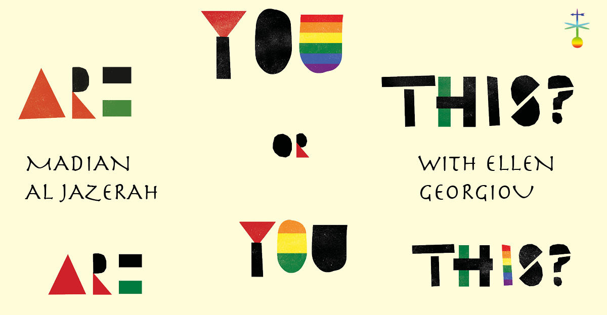 'Are You This? Or Are You This?' by Madian Al Jazerah is a gay man's memoir of hardship, courage, community and kin in the Arab world and beyond.  Buy here: https://t.co/KBB9g3JqQh  #PrideMonth2021 🏳️🌈 💫 https://t.co/YGZFu5y5K8