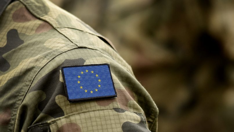 European defence policy in general, and the ongoing attempts by France to establish a (French-led) European army post Brexit  Jonas Elvander @ElvanderJonas  Interview with Wolfgang Streeck: The EU's war in Africa  https://t.co/P2AZrvCzfE  #France #Germany #Military #EuropeanUnion https://t.co/vCnEdKl9cd