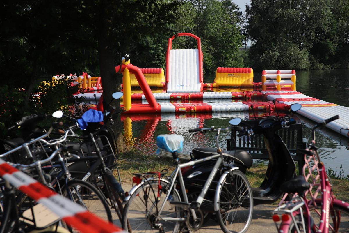 Kind gereanimeerd na ongeval in recreatieplas in Kapel Avezaath..