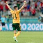 Image for the Tweet beginning: Connor Roberts! 🙌🏴  Twrci 0-2 Cymru! #EURO2020