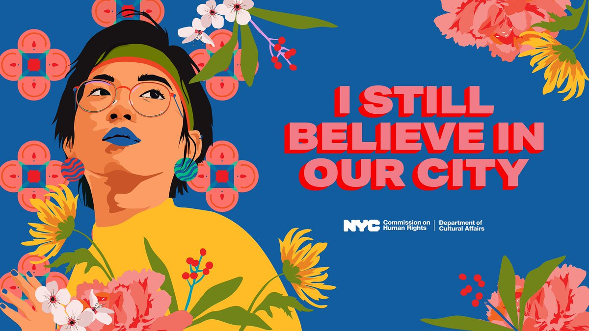 Asian NYers: You have the right to be free from harassment and discrimination under the NYC Human Rights Law. #StopAsianHate #StopAAPIHate #StopAsianHateCrimes  If you've been discriminated against or harassed, report it: https://t.co/6ou3EO6V82 or call @NYCCHR 212-416-0197. https://t.co/sdk8v3pau8