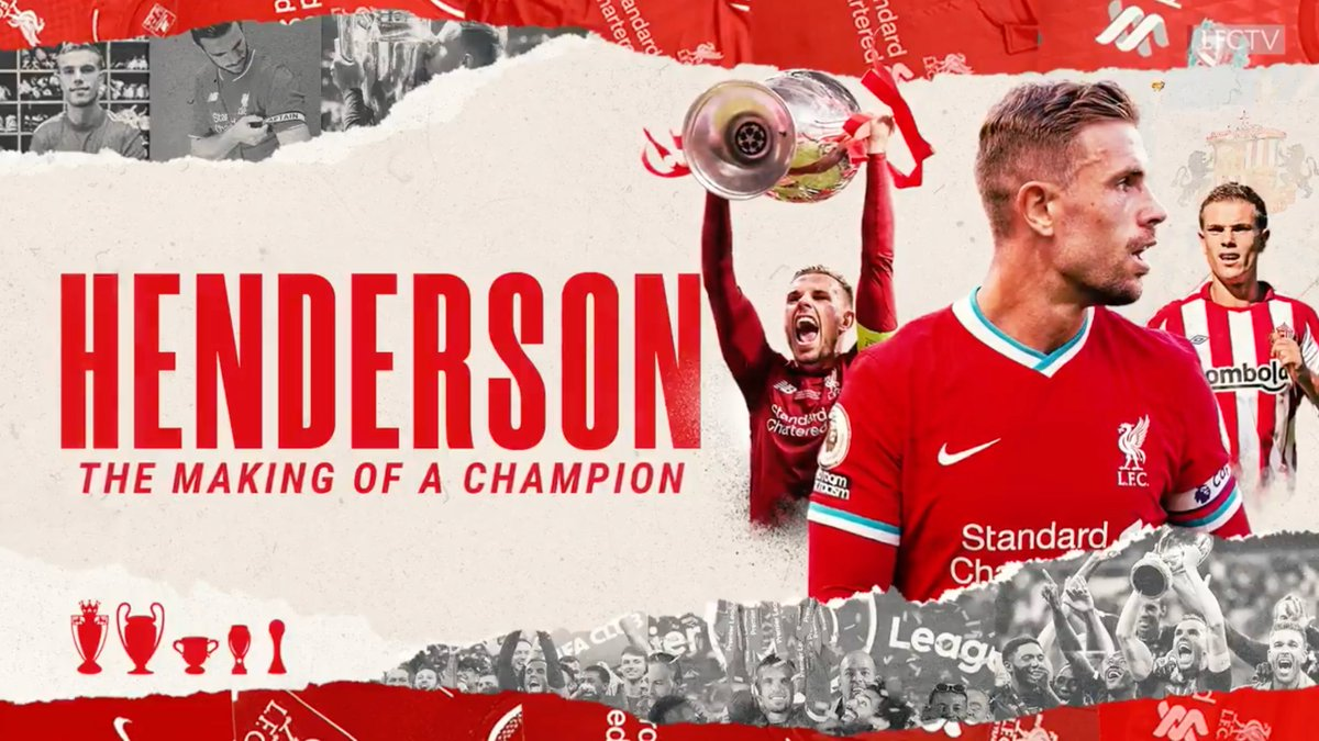 📣 Reds, don't miss another chance to watch this brilliant @LFCTV documentary on our skipper! 🤩👇