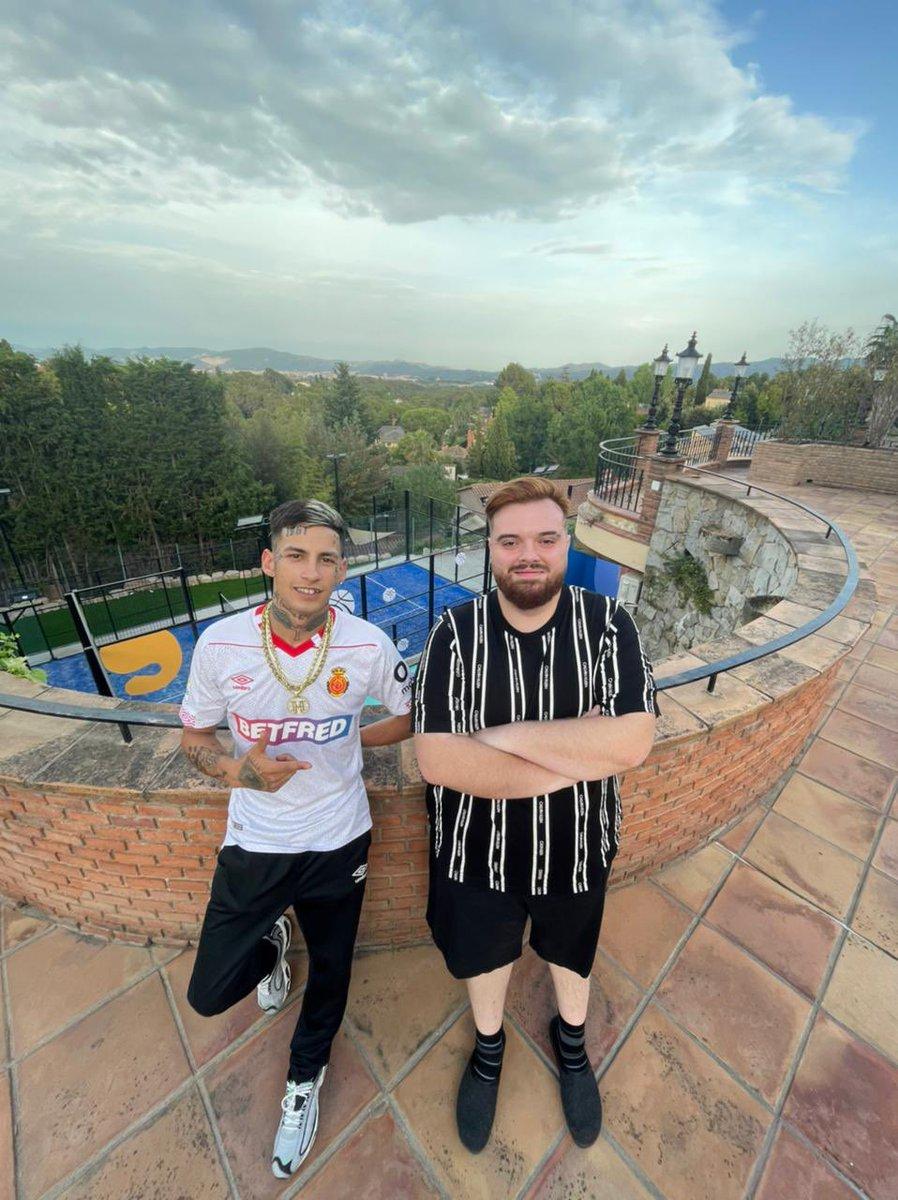 @IbaiLlanos's photo on Tobias
