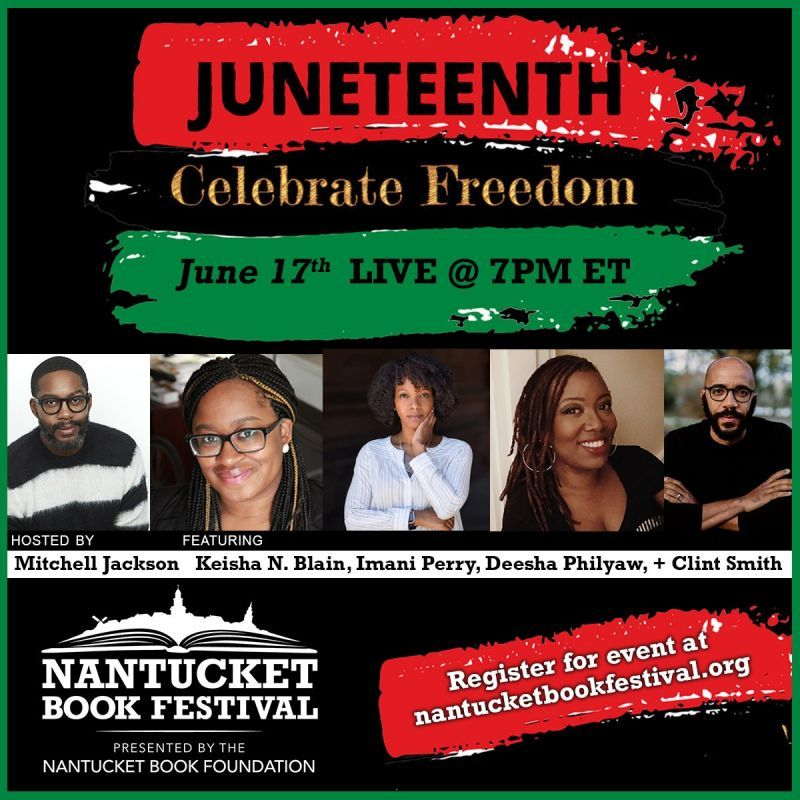 @History & @citeblackwomen reveal #Juneteenth  started the tradition of #BlackFamilyReunions in 1866 as lost loved ones reunited. Learn more as @ACKBookFestival hosts a live #BlackHistory panel via @Zoom Thur, June 17 @7pmEST REgister here: https://t.co/Mzvg65fGSN https://t.co/kHqYmvl6dN