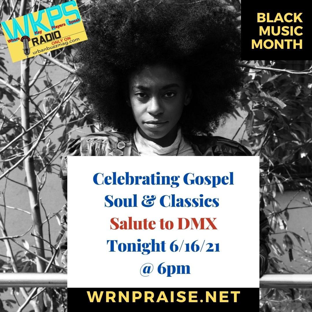 TONIGHT @ 6PM ON https://t.co/gwvcDXYJDZ JOIN US BLACK MUSIC MONTH #paramountplus #Nets #NewYork #goodmusic #blackhistory #dance #festablack #hiphopmusic #instagram #blues #vinylcollection #flashback #party #gospel #repost #beats #newmusic #classics #instamusic #blackculture #dmx https://t.co/Epiv7MH3H2