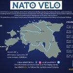 Image for the Tweet beginning: #NATOVelo starts tomorrow! 🚴  Over 7