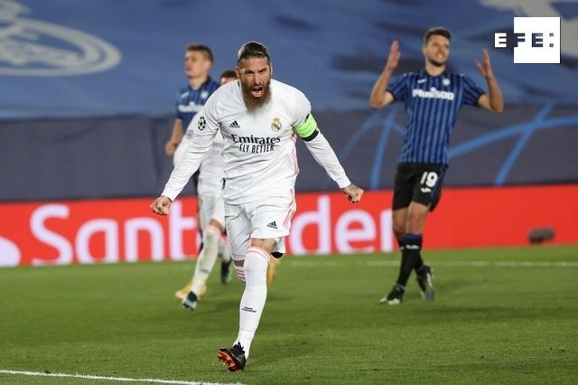 | El Real Madrid anuncia el adiós de Sergio Ramos.