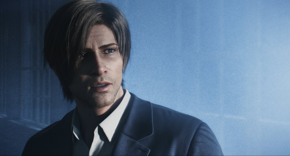 new Leon photos from Resident Evil: Infinite Darkness to make you undead all over again before it streams July 8th https://t.co/HBsK9A0RI5