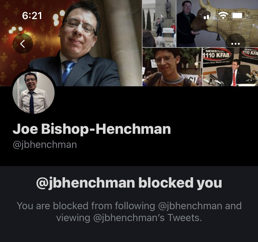You know things aren't going good for a chair when he's blocking one of the absolute best people we have.