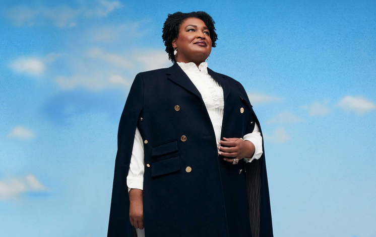 Stacey Abrams has been nominated for this year's Nobel Peace Prize! https://t.co/oZrC1sjwXV
