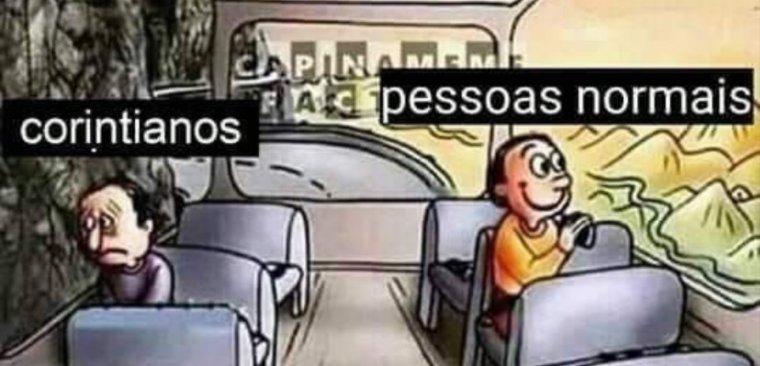 Veja a repercussão e memes nas redes da derrota do Corinthians para o RB Bragantino