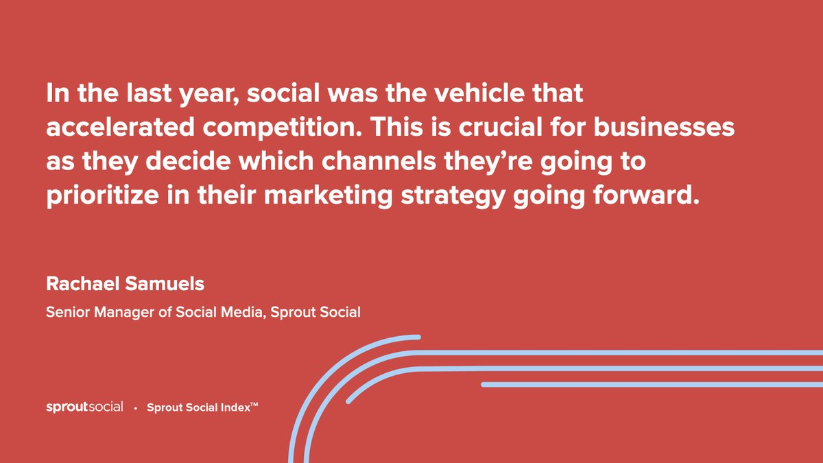 This is your opportunity to demonstrate how social positively influences all parts of the business and why a brand's competitive advantage lives on social. @RachaelSamuels https://t.co/BlowGcxMHZ https://t.co/xNjVD4KVOC