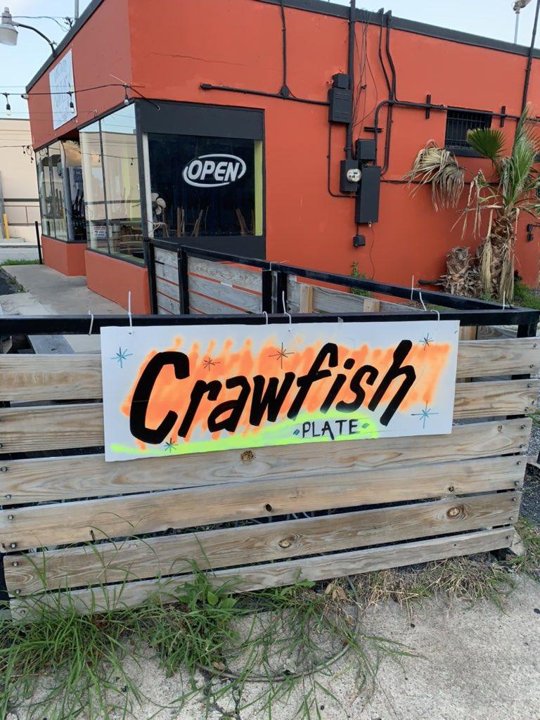 Better Crawfish than Catfish, amirite? Ala 🐱🐠 https://t.co/uRlQ32WlWj