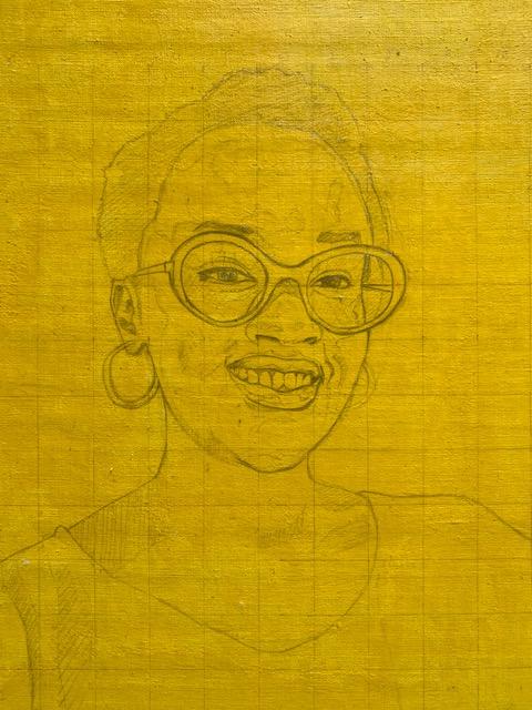 Work in Progress A Sketch of @NadiaGalinier  #wip #workinprogress #sketch #paintings #artist #kigali #Rwanda https://t.co/E7L1wRDHsa