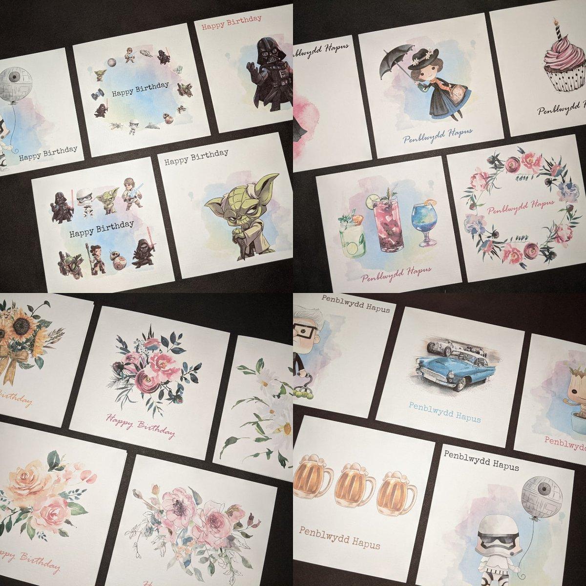 Always have a card on hand for those last minute birthdays ♥️♥️♥️ #greetingscards #HandmadeInUK #StayConnected #birthday #sharethelove #shopsmalluk #etsy #ebay https://t.co/1JgS7y6N2m