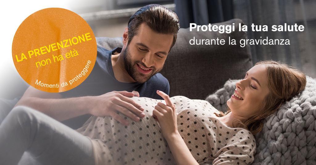 Lo sai che per proteggere il tuo bambino nei primi mesi di vita devi proteggere te stessa durante la gravidanza? Scopri come   https://t.co/8WuimBIFjg   #laprevenzionenonhaetà https://t.co/bXrJS1nMQq
