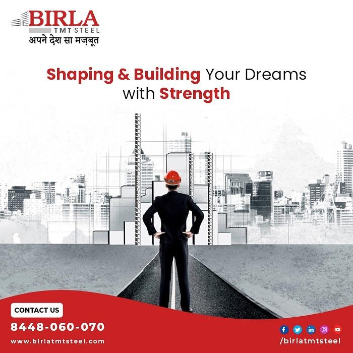 Being Your Biggest Support when its about Your Dreams.  #birlatmtsteel #apnedeshsamazboot #strength #tmtbarsprices #tmtbarsindia #tmtbars #tmt #tmtsteel #india https://t.co/BeVJtYsHfR