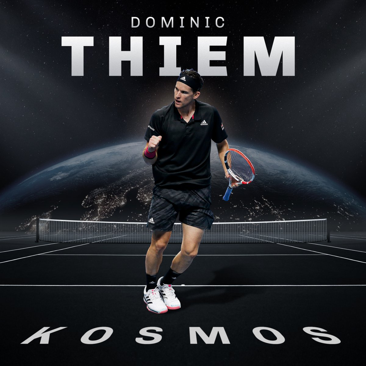 KOSMOS LAUNCHES ATHLETE MANAGEMENT AGENCY 🤝  We are thrilled to announce tennis player Dominic Thiem as the first signing ✍🏻  Welcome on board, @ThiemDomi 🎾! https://t.co/ucT3RVddXa