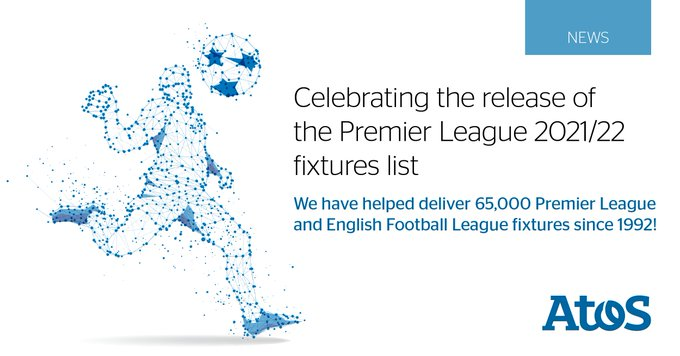 We are proud to deliver the @premierleague fixtures list for the 29th year. Arranging...