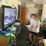 Image for the Tweet beginning: Year 5 have been experimenting