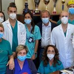 Image for the Tweet beginning: #Palermo, al Policlinico Giaccone il
