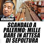 Image for the Tweet beginning: 🤬 SCANDALO A #PALERMO: MILLE