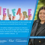 Image for the Tweet beginning: .@CommunitiesNI Minister @DeirdreHargey appeared before