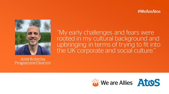 At Atos, our people make us who we are, and our allies are a...