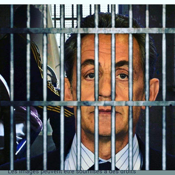 SARKO 4 ANS DE PRISONS . SON AVOCAT  N'ÉTAIS PAS CONTRE SA.  #SCOOP. #INVESTI https://t.co/AHZZyCGfEn