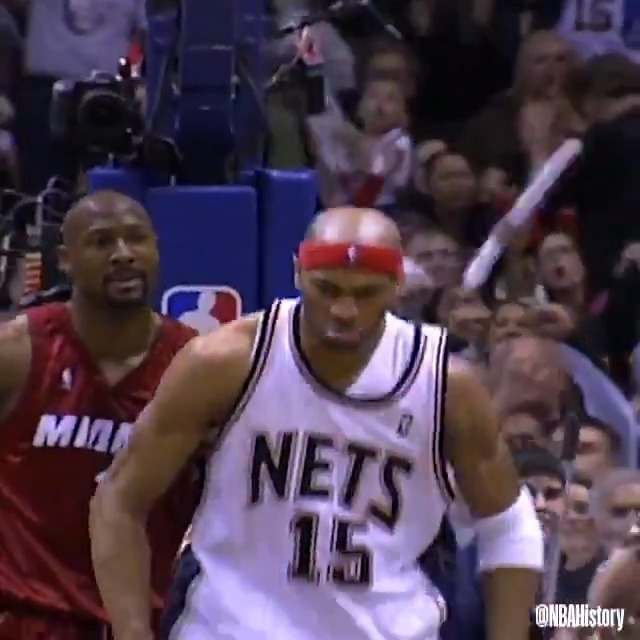Kevin Durant's 49 points on Tuesday night marked a new Nets postseason franchise scoring record, passing Vince Carter's 43-point performance in May of 2006 vs. MIA. #NBAVault  NETS (3-2) BUCKS Game 6 tonight at 8:30pm/et on ESPN. #NBAPlayoffs https://t.co/ZxnpQeE5gV