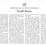 Image for the Tweet beginning: Here's my editorial about why