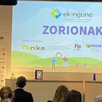 Image for the Tweet beginning: Zorionak partehartzaile eta irabazle guztiei! ¡Enhorabuena
