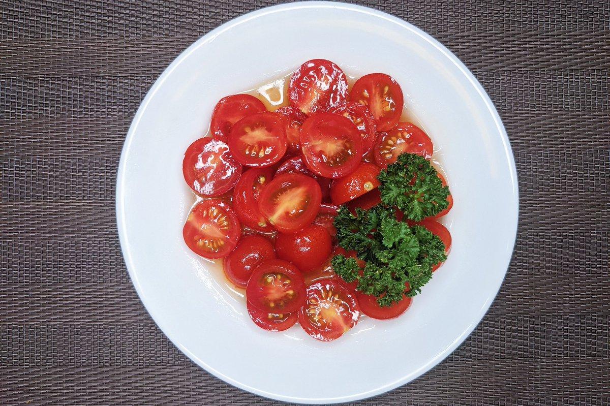 トマト好きさんは是非!トマトの和風マリネレシピ!