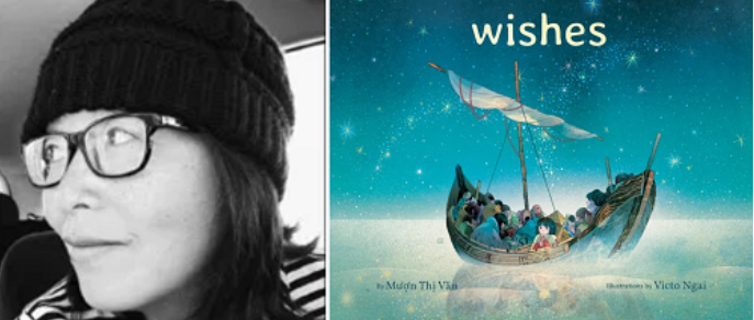 test Twitter Media - Welcome Mượn Thị Văn to our Virtual Book Tour! The acclaimed author talks to us about the inspiration for her new picture book, Wishes. Visit our blog for an exclusive interview, teaching resources and more! #kidlit https://t.co/HI2hEBVD4J @Scholastic @muonthivan https://t.co/CNii1rHD4U
