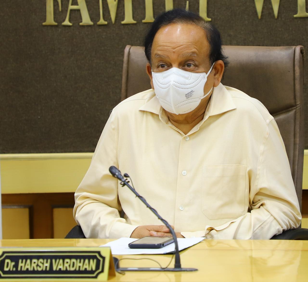 स्वास्थ्य मंत्री डॉक्टर हर्षवर्धन ने कहा, भारत को क्षय रोग से मुक्त करने का प्रधानमंत्री नरेन्द्र मोदी का लक्ष्य 2025 तक हासिल कर लिया जाएगा