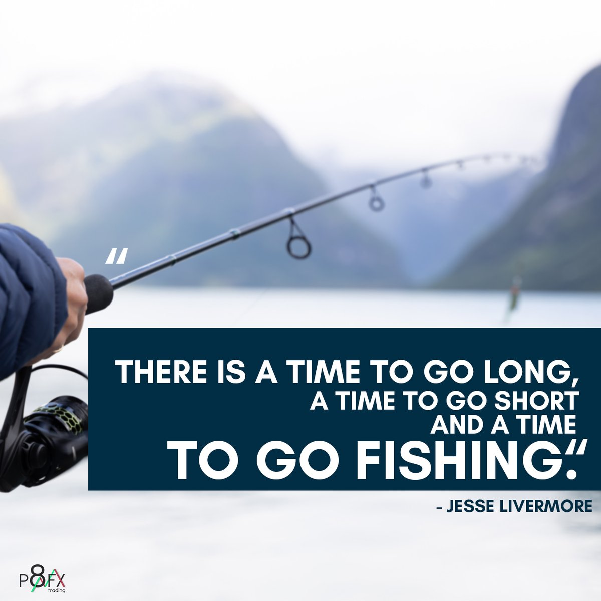 A quote about trading less rather than more. Having a break from trading can often make you a better trader.  #gofishing #golong #goshort #lifestyle #determination #travelling #instago #motivational #inspirational #successful #motivationalquotes #entrepreneurlife https://t.co/gRF0z5lyy8