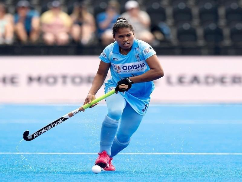 """Akash Dasnayak on Twitter: """"Ace Hockey player Deep Grace Ekka has made it  to the 16-member Indian Women's Hockey squad for the #TokyoOlympics. Proud  to hear this news. My best wishes to"""