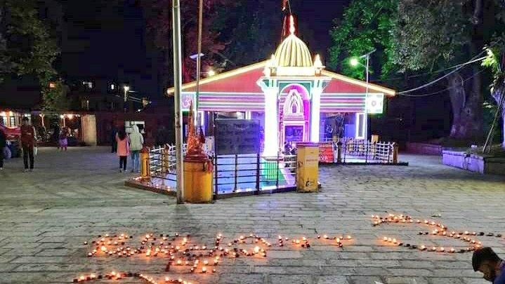 #Kashmir  #KheerBhawani... #JaiMatadi  Darshan for all devotees across the globe   #StayHomeStaySafe https://t.co/p64eEU3mDn