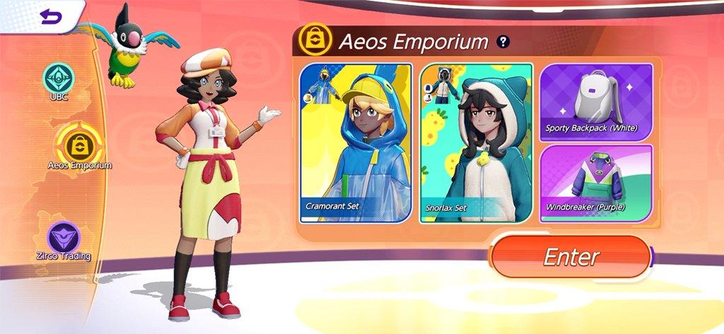 Pokémon UNITE Lanzamiento