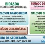Image for the Tweet beginning: 📢 ¡Atención! Mañana viernes, 18