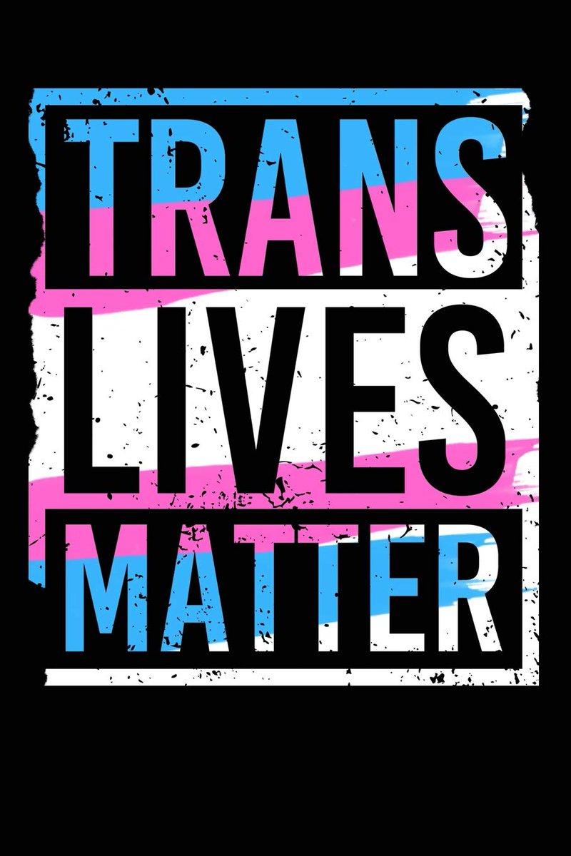 #translivesmatter #imwithyou #equality #LGBTQIA https://t.co/6F20BBVRRb
