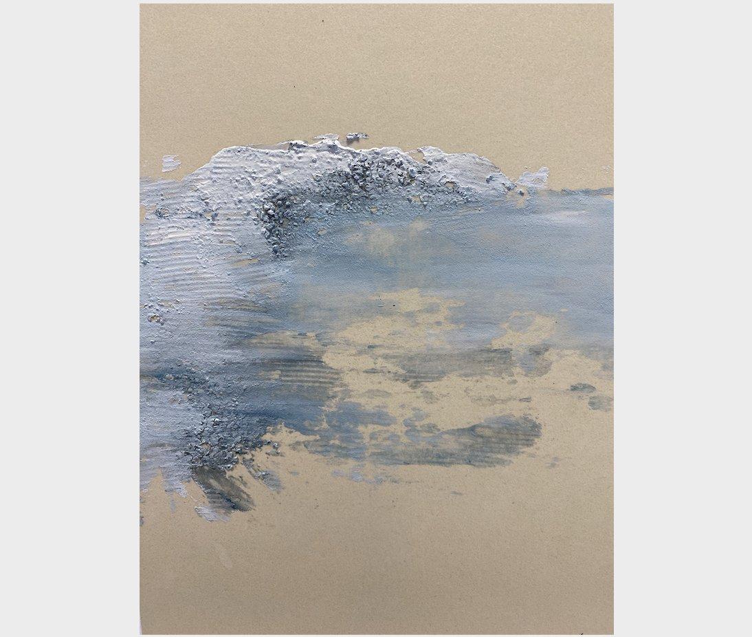 #VAO21 Entry 783 Nicki Heenan 🎨Frosty Silence Ink, collage, acrylic 8x10 INs #artoftheday #arttalent #visualartistsassociation #art #artist #artwork #artcontest #artawards https://t.co/j4nlkKVGqk