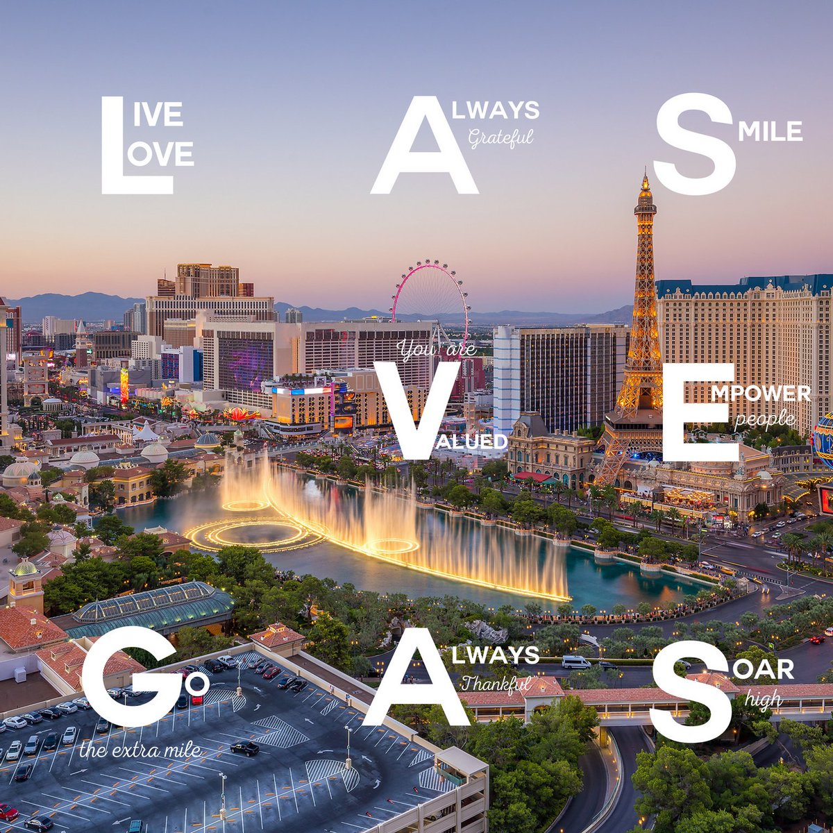 Live and love to the fullest at Las Vegas, the Entertainment Capital of the World.  #YourEliteEvent #LasVegas #vegas #love #travel #nevada #lasvegasstrip #vacation #wanderlust #travelgram #instatravel#vacation #holiday  https://t.co/P6WpPvt5gl https://t.co/WxRzrS3GYM