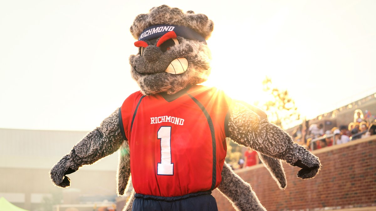 RT @urichmond Happy #NationalMascotDay from the best there is. Tag us in your WebstUR pics! #SpiderPride 🕷️❤️💙 https://t.co/tqFztX5eIs