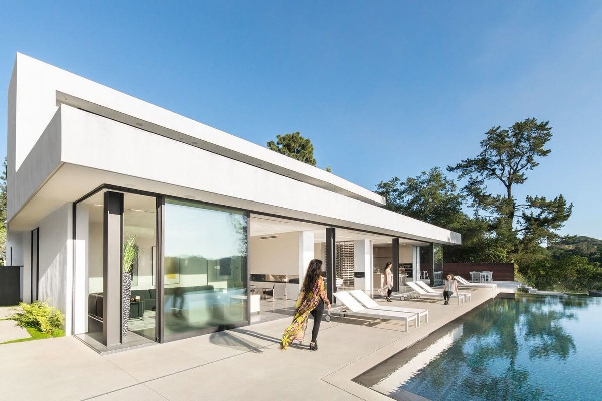 ELL Residence by Domaen  https://t.co/rvp6arWWQO  #homedecor #architecture #home #interiordesign https://t.co/tc5xlcFQp4