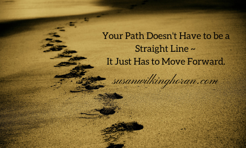 #ThursdayMorning ~ Your path doesn't have to be a straight line, as long as it just moves forward. Small steps lead to big changes! 😊#Health #Wellness #Wellbeing #Positivity #Confidence https://t.co/iBhy7dYf92
