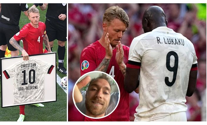 #Sports: Maxay Ahayd Sababtii Loo Joojiyey Kulankii Denmark vs Belgium by axadle https://t.co/YF68cq7g7k https://t.co/8XRvwj3ZhJ