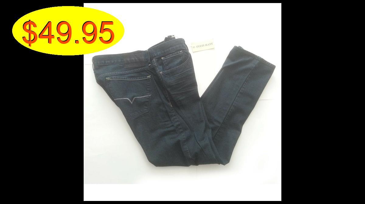 https://t.co/AJ9dfald0O #GUESS Men Jeans Size 36x32 Lincoln - Slim Straigh https://t.co/JSZTWhik9A