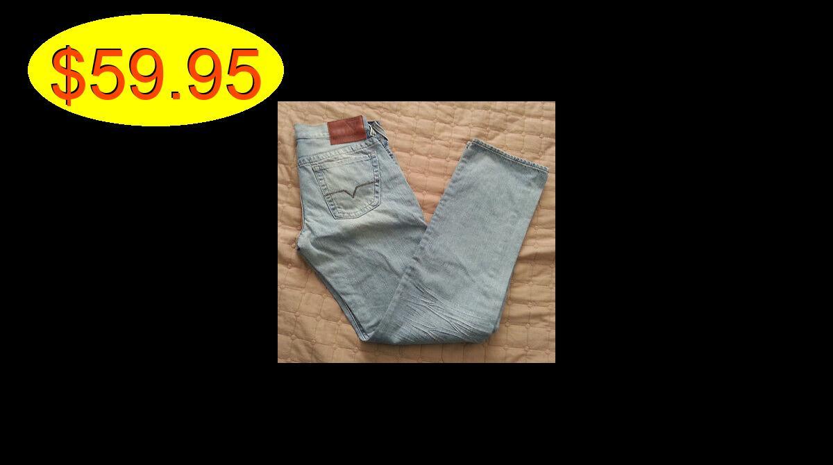 https://t.co/1oBsC50jty #GUESS men jeans size W30 L32 Rebel Straight Leg V https://t.co/pDp8BWptUi